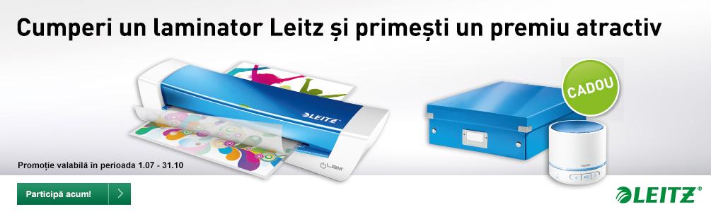 Campanie Laminatoare Leitz