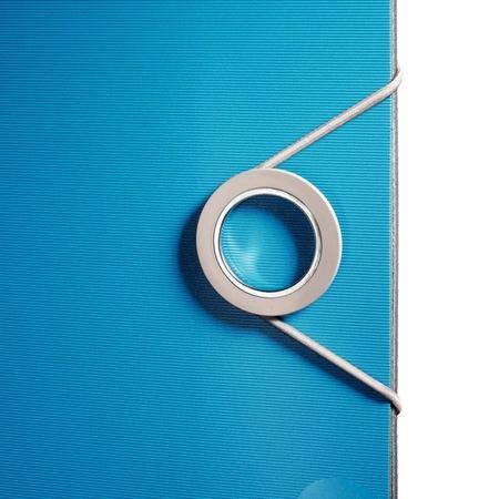 Biblioraft 50 mm Leitz Active Bebop albastru 1