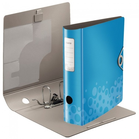Biblioraft 50 mm Leitz Active Bebop albastru 2