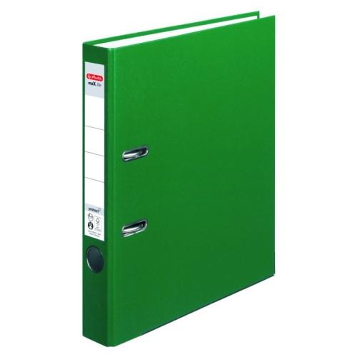 Biblioraft 50mm Herlitz verde 0