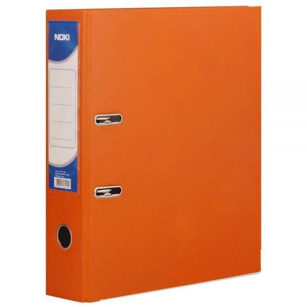 Biblioraft 80mm Noki portocaliu [0]