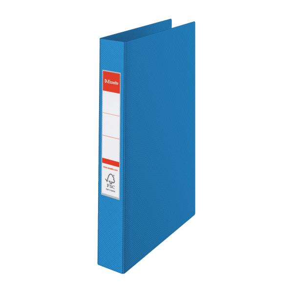 Caiet mecanic Esselte Standard 4RR VIVIDA albastru 0