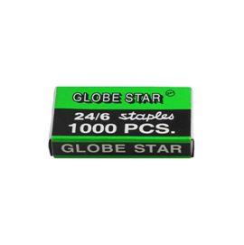 Capse 24/6 Globe Star 1000 buc. 0