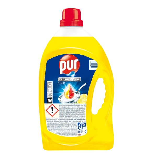 Detergent vase Pur gel 4.5L [0]