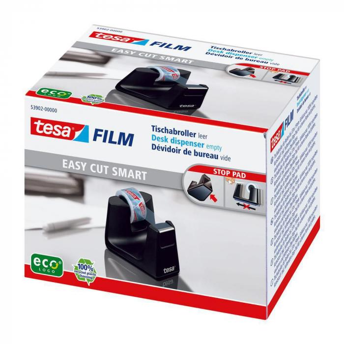Dispenser banda adeziva 19mm*33m Tesa 2