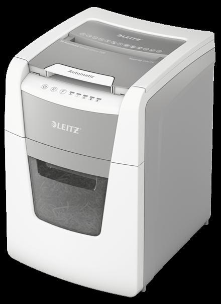 Distrugator pentru documente Leitz IQ Slim Home Office, P4, cross-cut(confetti) [0]