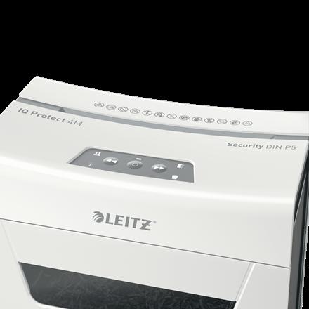 Distrugator documente manual Leitz IQ Protect [12]