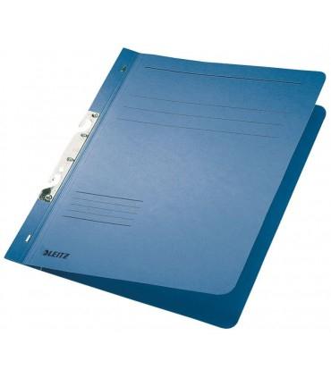 Dosar incopciat 1/1 Leitz carton albastru [0]