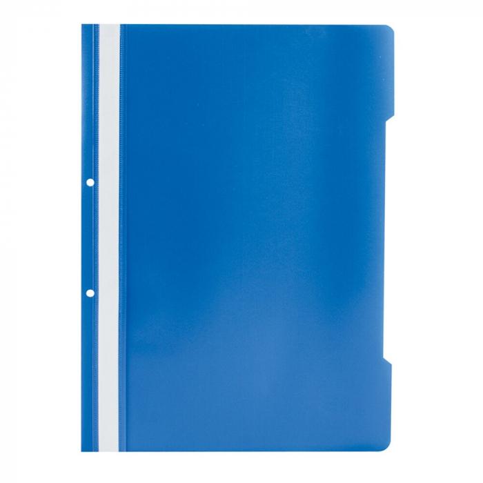 Dosar plastic cu sina Globox albastru [0]
