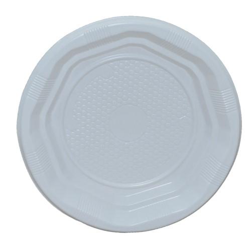 Farfurii plastic 50buc 0