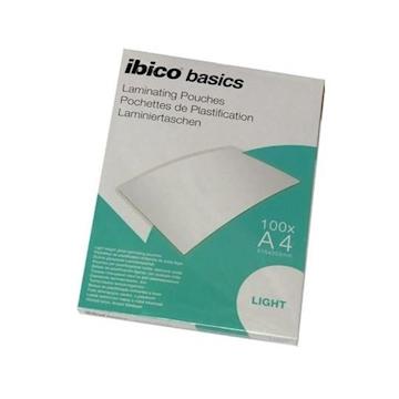 Folie laminare A4 80microni Ibico 100/set [1]