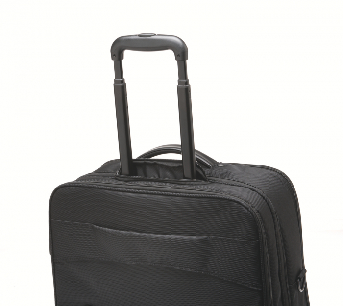"""Geanta Kensington Contour 2.0 Business, pentru laptop de 17"""", 2 rotile, negru 6"""