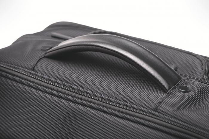 """Geanta Kensington Contour 2.0 Business, pentru laptop de 17"""", 2 rotile, negru 5"""