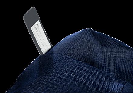 "Geanta Leitz Smart Traveller Laptop 13,3"" albastru-violet 7"