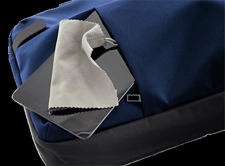 "Geanta Leitz Smart Traveller Laptop 13,3"" albastru-violet 6"