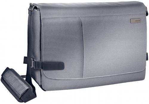 Geanta Messenger Leitz Smart Traveller 15,6'' gri-argintiu 0