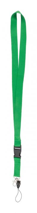 Lanyard Duble verde 0