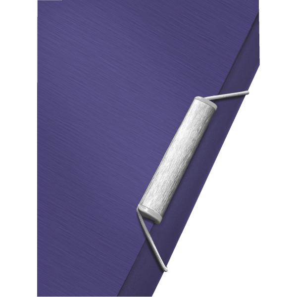 Mapa tip Proiect Leitz Style albastru-violet 3