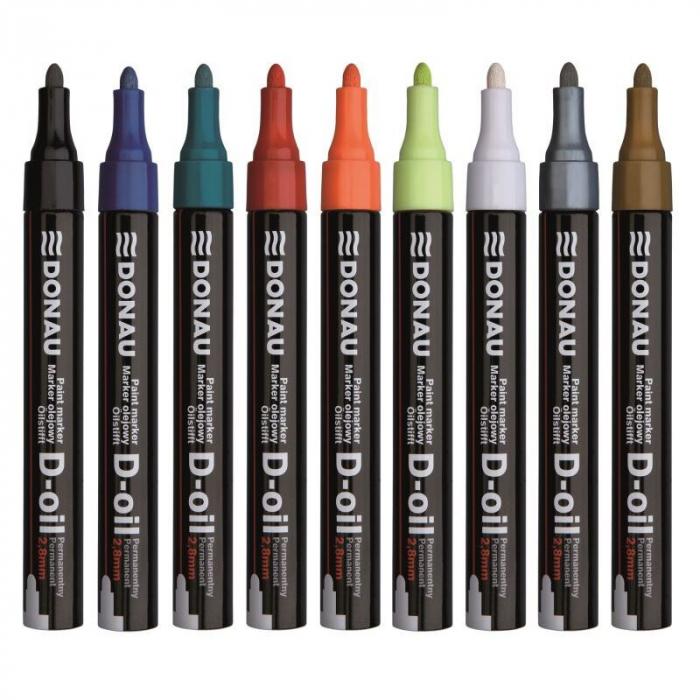 Marker vopsea Donau 2.8 mm diverse culori 0