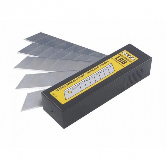 Rezerve cutter mare Olfa LB-50 18 mm 50 buc. 0