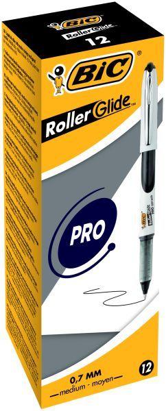 Roller Bic 537R 0.7mm, negru [2]