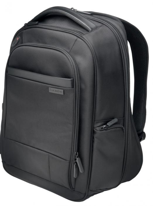 """Rucsac Kensington Contour 2.0 Business, pentru laptop de 15.6"""", negru 0"""
