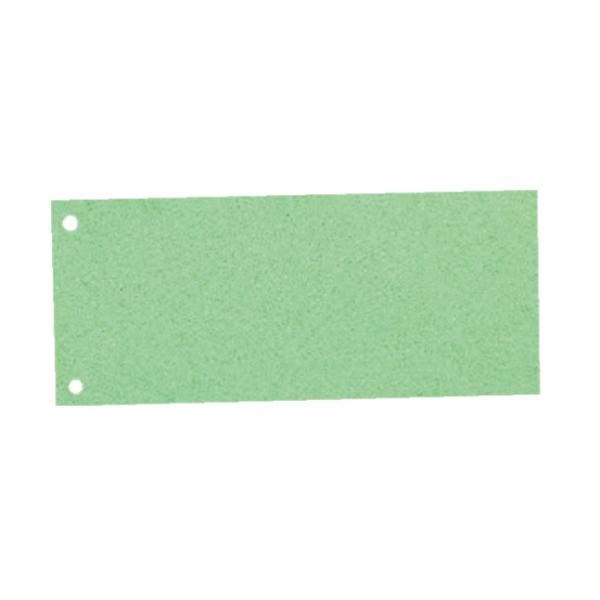 Separator 105x240 carton Esselte 100buc verde [0]
