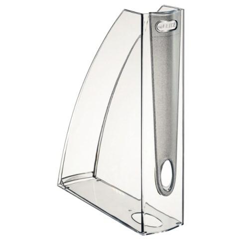 Suport vertical Leitz Allura gri transparent 0