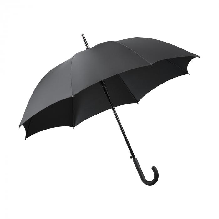 Umbrela automata business Colorissimo Oxford, negru [0]