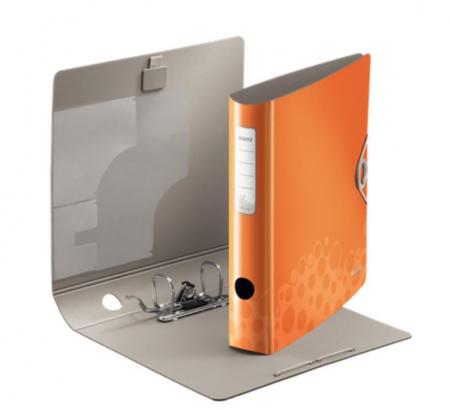 Biblioraft 50 mm Leitz Active Bebop portocaliu1