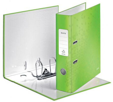 Biblioraft 80 mm Leitz 180° WOW, verde1