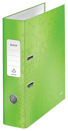 Biblioraft 80 mm Leitz 180° WOW, verde0
