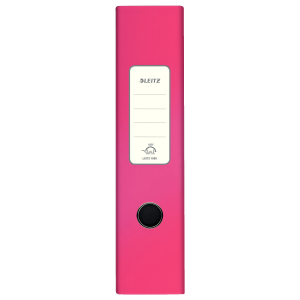 Biblioraft 80 mm Leitz 180° WOW, roz metalizat5