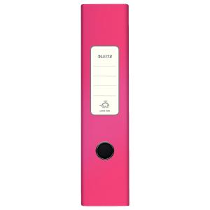 Biblioraft 80 mm Leitz 180° WOW, roz metalizat2