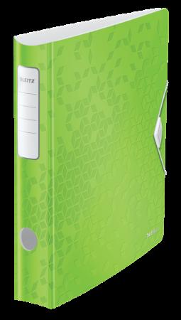 Biblioraft Leitz Active WOW 180°, A4, 50 mm, polyfoam, verde0