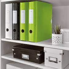 Biblioraft Leitz Active WOW 180°, A4, 75 mm, polyfoam, verde2