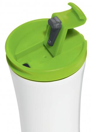 Cana termica Leitz WOW, otel inoxidabil, 380 ml, verde1