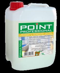 Detergent pardoseli si suprafete ceramice Point 5L [0]