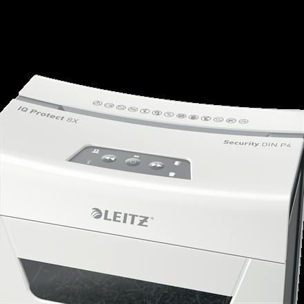 Distrugator documente manual Leitz IQ Protect [9]