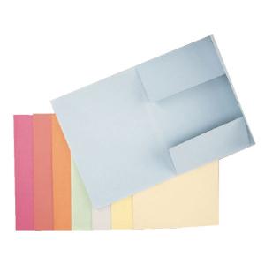 Dosar de carton Esselte tip plic, albastru [0]
