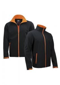 Geaca Barbateasca Softshell, Marimea XL, portocaliu [0]