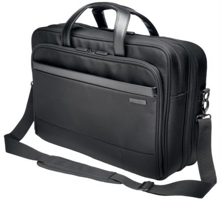 """Geanta Kensington Contour 2.0 Business, pentru laptop de 15.6"""", negru0"""