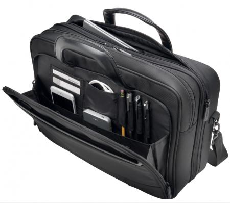 """Geanta Kensington Contour 2.0 Business, pentru laptop de 15.6"""", negru2"""