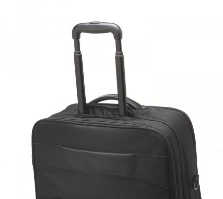 """Geanta Kensington Contour 2.0 Business, pentru laptop de 17"""", 2 rotile, negru6"""