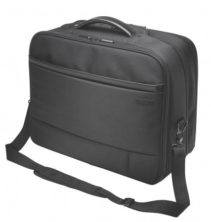 """Geanta Kensington Contour 2.0 Business, pentru laptop de 17"""", 2 rotile, negru0"""