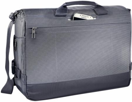Geanta Messenger Leitz Smart Traveller 15,6'' gri-argintiu1