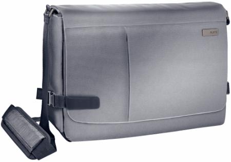 Geanta Messenger Leitz Smart Traveller 15,6'' gri-argintiu0