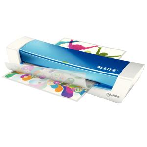 Laminator Leitz iLAM Home Office A4, 230 V, albastru [2]