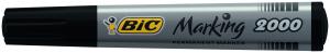 Marker Bic 2000, negru [0]