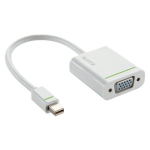 Mini Display Port in Adaptor VGA Leitz Complete alb [3]